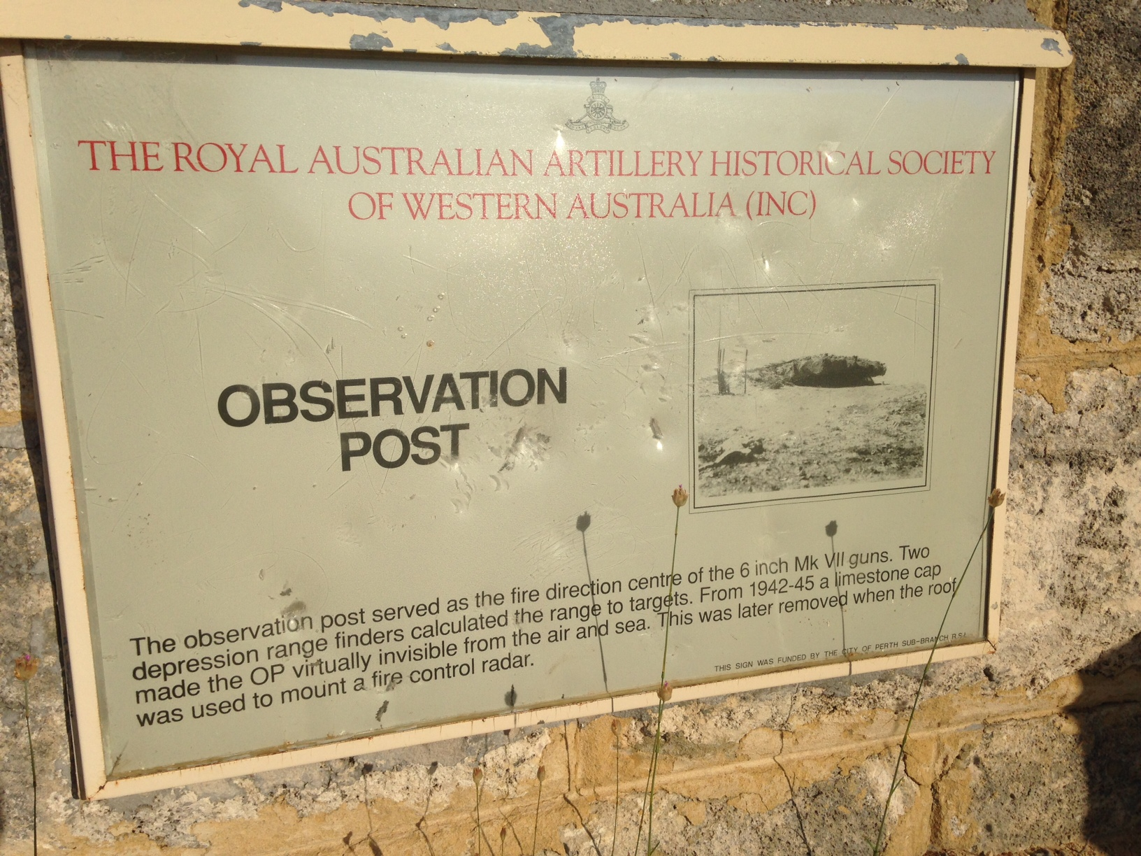 Leighton Observation Post